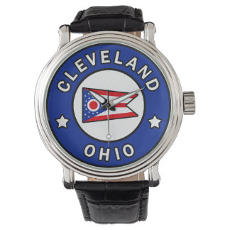 Cleveland Ohio Wristwatches