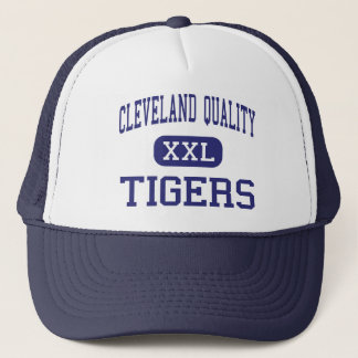 Cleveland Quality Tigers Middle Saint Paul Trucker Hat