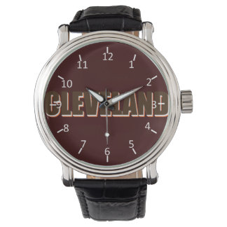 Cleveland Reloj