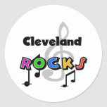 Cleveland Rocks Sticker