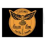 Cleveland Roller Bowl Card