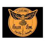 Cleveland Roller Bowl Postcard