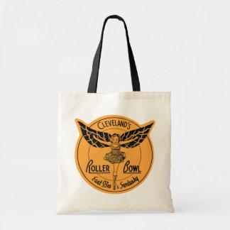 Cleveland Roller Bowl Tote Bag