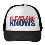 Cleveland sabe gorras