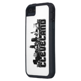 Cleveland Skyline iPhone 5 Cases