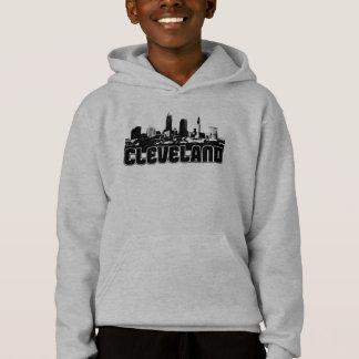 Cleveland Skyline Hoodie