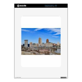 Cleveland Skyline iPad Skin