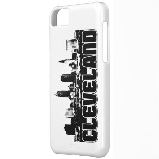 Cleveland Skyline iPhone 5C Cover