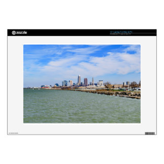 Cleveland Skyline Laptop Skin
