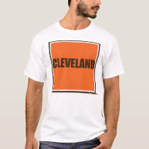 Cleveland Square T-Shirt