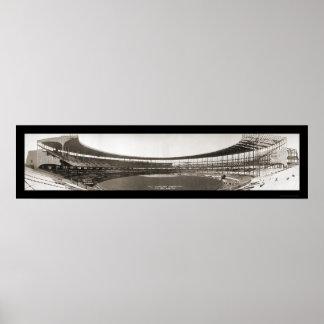 Cleveland Stadium Photo 1931 Poster