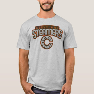 Cleveland Steamers logo tee