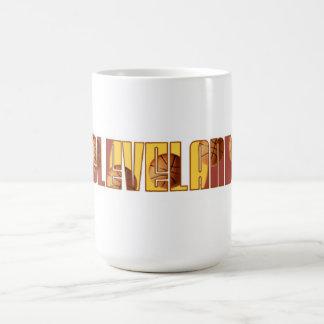 Cleveland Taza De Café