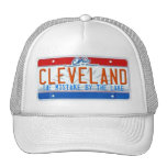 CLEVELAND THE MISTAKE BY THE LAKE MESH HAT