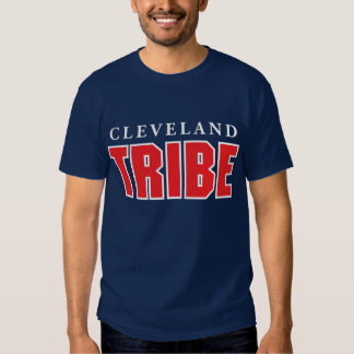 Cleveland Tribe Tee Shirts