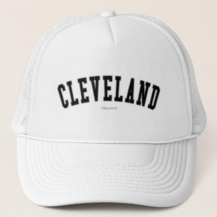 Cleveland Trucker Hat