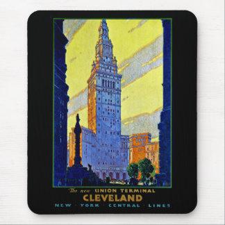 Cleveland ~ Union Terminal Mouse Pad