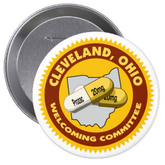 Cleveland Welcome Pins