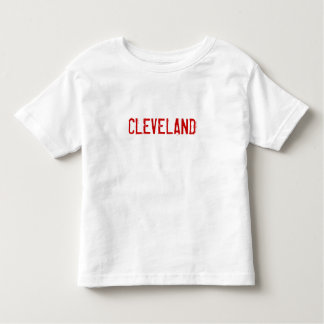 CLEVELAND WILLIE MAYS HAYES TODDLER T-SHIRT
