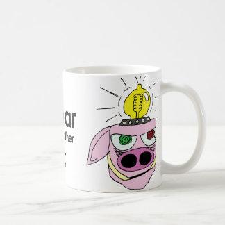 Clever Boar Mug