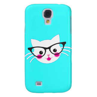 Clever CAT Samsung Galaxy S4 Case