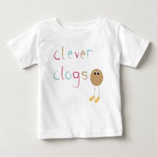 Clever Clogs Congratulations Infant T-shirt