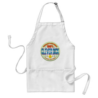 Clever Dick Totally Adult Apron