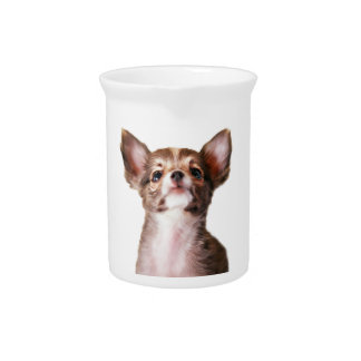 Clever Dog Drink Pitcher