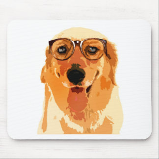Clever Dog Mouse Pad