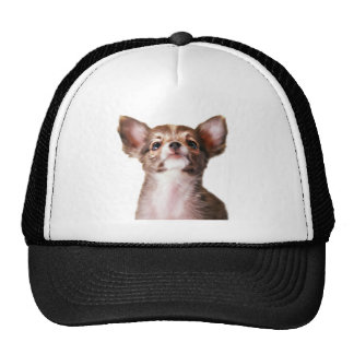 Clever Dog Trucker Hat