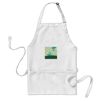Clever Fox Adult Apron