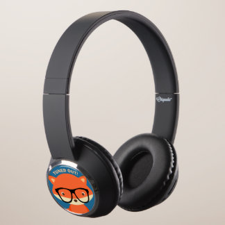 "Clever Fox ""Tuned Out"" Headphones"