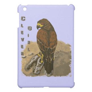 Clever Girl - Two Raptors iPad Mini Cases