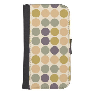 Clever Girly Precious Intelligent Galaxy S4 Wallet