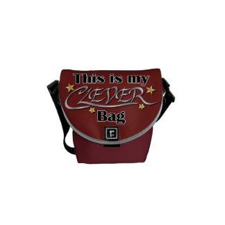 Clever Messenger Bag