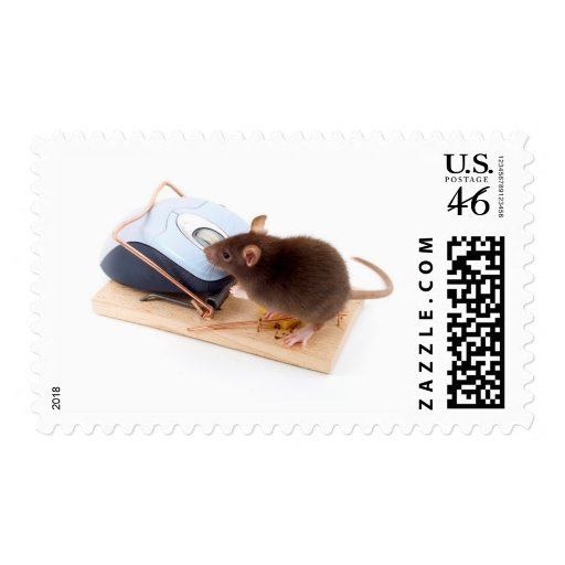 Clever Mouse Postage