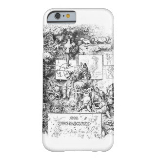 Clever Mr. Fox Barely There iPhone 6 Case