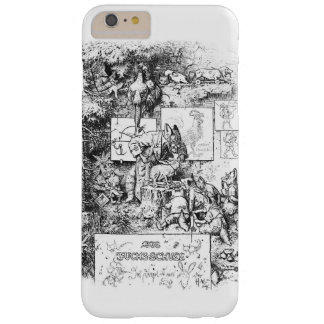 Clever Mr. Fox Barely There iPhone 6 Plus Case