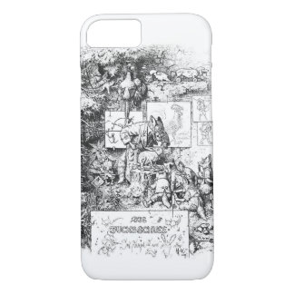Clever Mr. Fox iPhone 7 Case