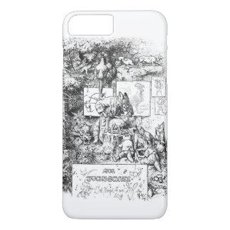 Clever Mr. Fox iPhone 7 Plus Case