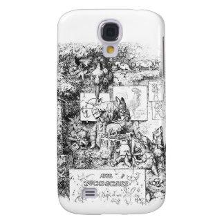 Clever Mr. Fox Samsung Galaxy S4 case