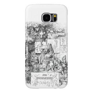 Clever Mr. Fox Samsung Galaxy S6 Case