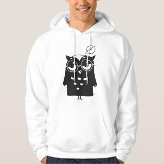 Clever Owl Hoodie