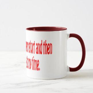Clever retort mug