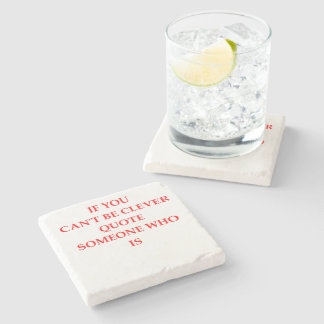 CLEVER STONE COASTER