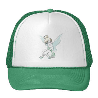 Clever Tinker Bell Trucker Hat