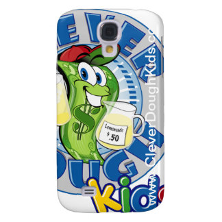 Cleverdough Kids iphone 3 cover