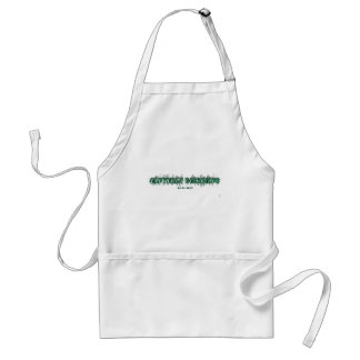 Cleverly Disguised as an Adult Adult Apron