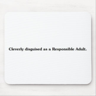 Cleverly disguised Collection Mouse Pad
