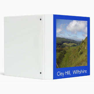Cley Hill Climb Binder